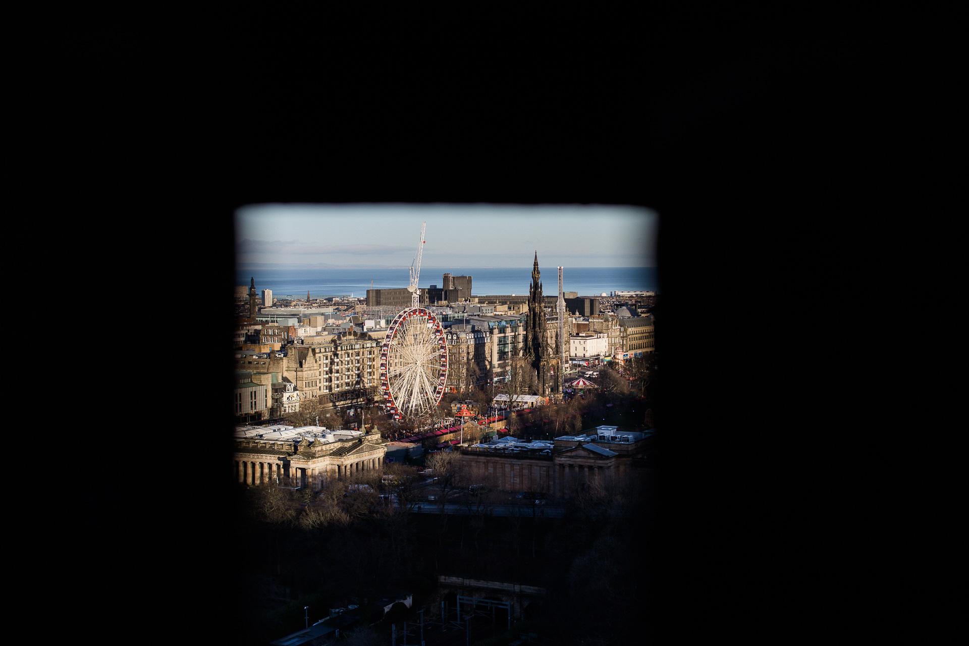 Photo travel in Edinburgh-2