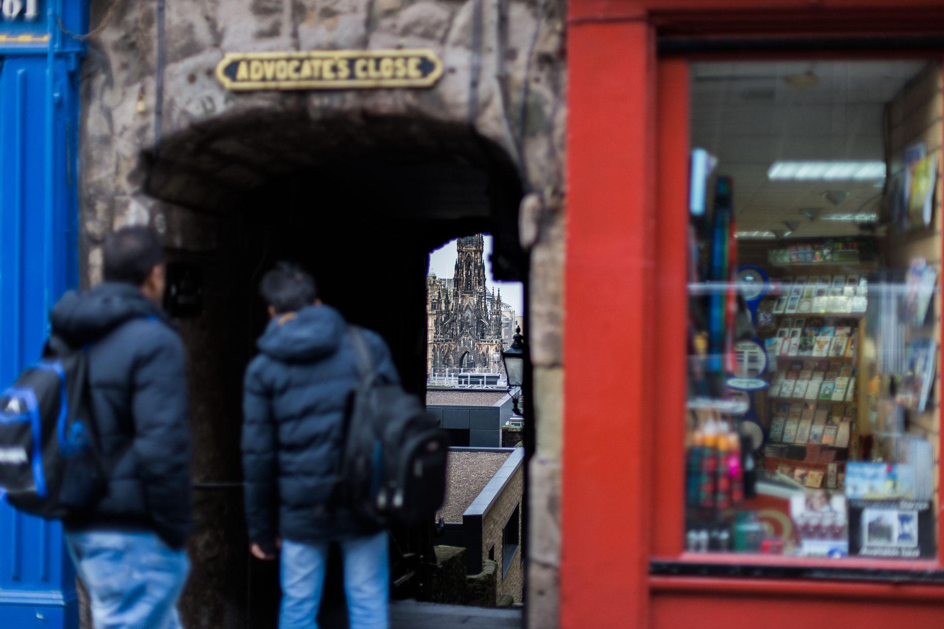 Photo travel in Edinburgh-8