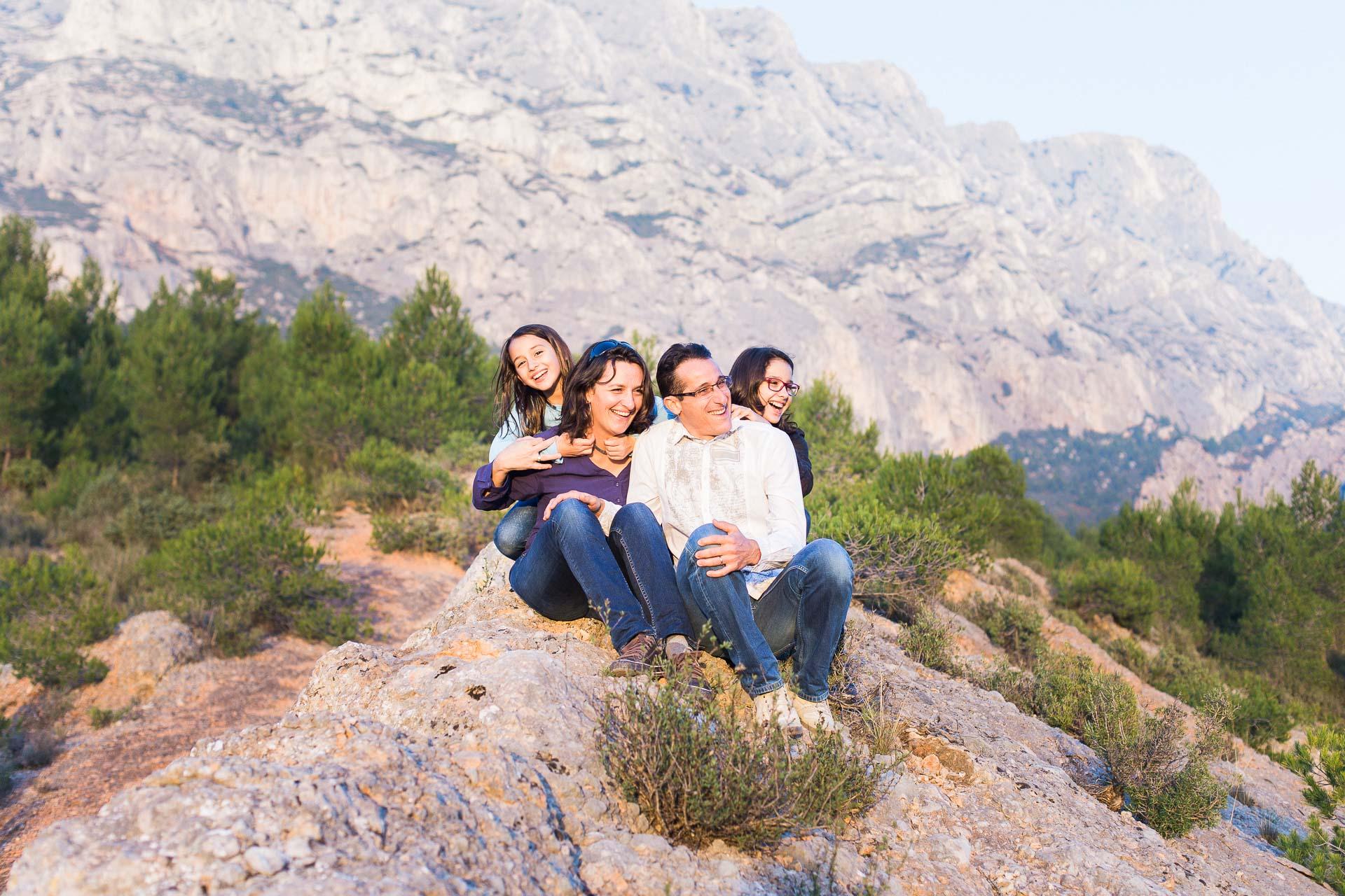 Seance photo famille naturelle-5