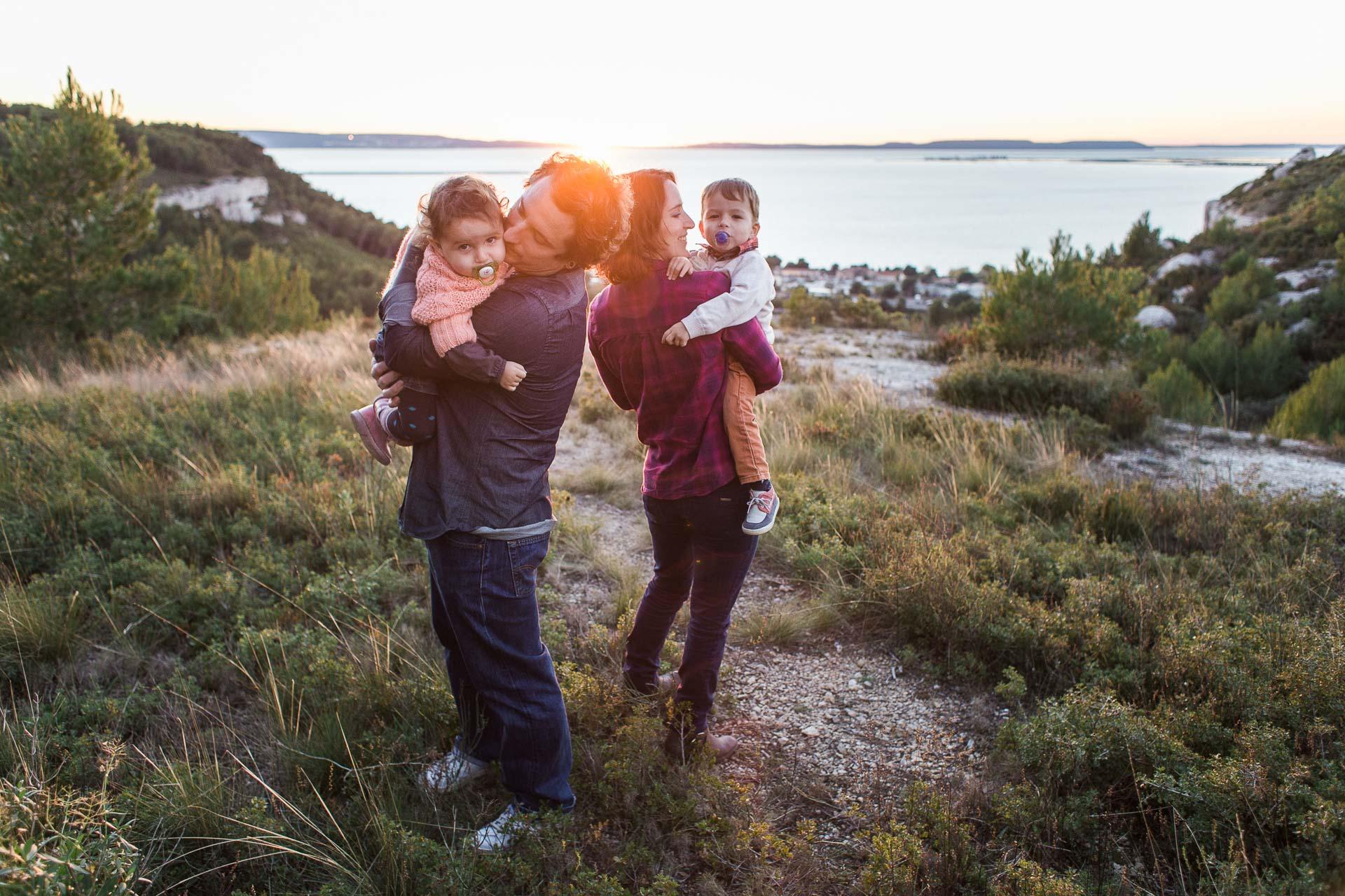 24-la famille face a la mer