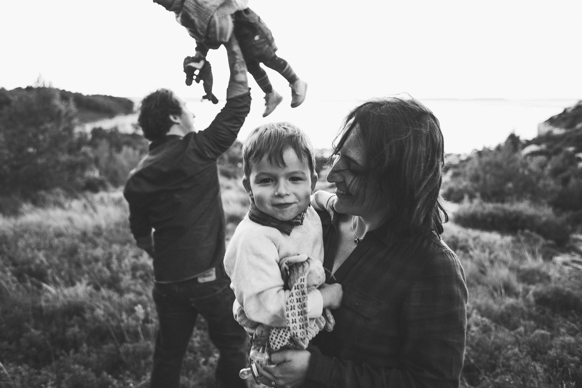 26-Portrait de famille rigolo